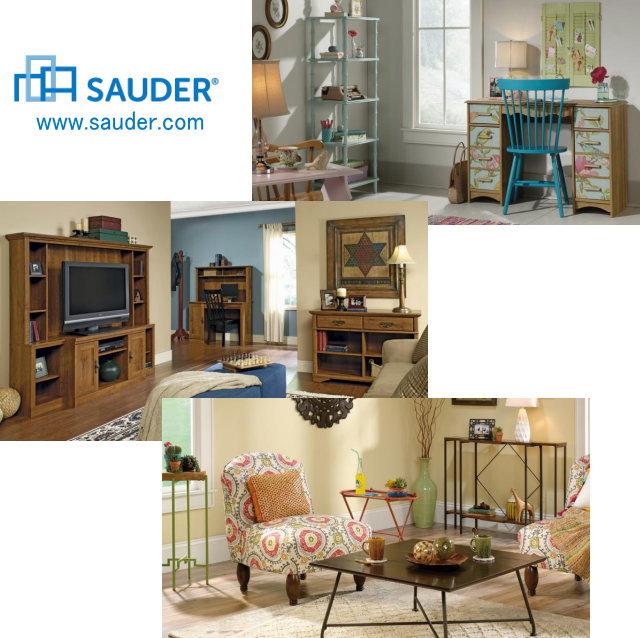 輸入家具 sauderサウダーのご紹介&商品一覧